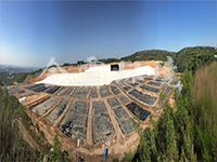 西安江村沟垃圾填埋场项目