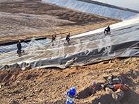 新疆新能源准东危险废物处置中心项目